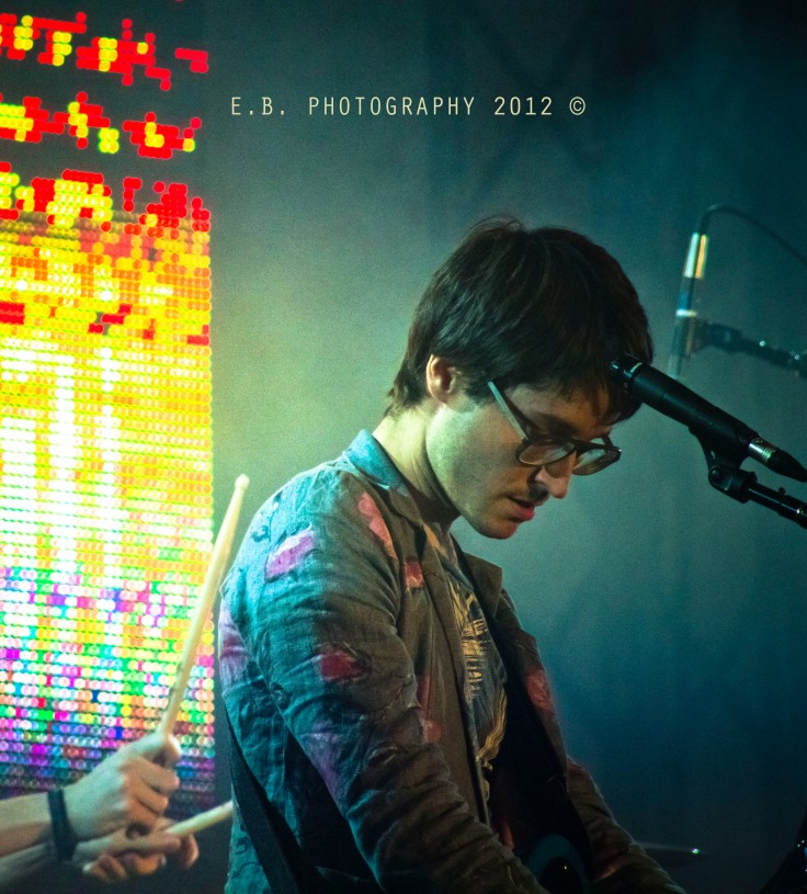 STRFKR keyboardist Patrick Morris @ Sasquatch Music Festival 2012 ©